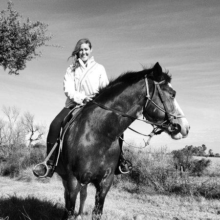 El Galope Farm & Hostel : A morning ride