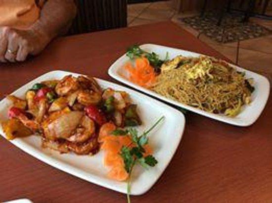 food oakville Asian