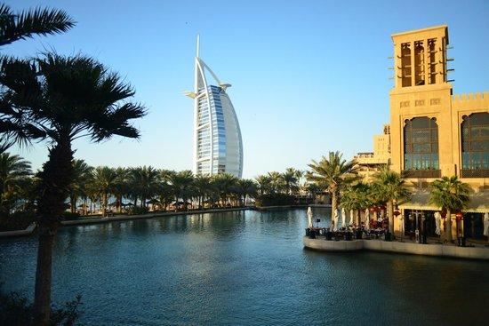 Burj Al Arab Jumeirah: arquitectura maravillosa