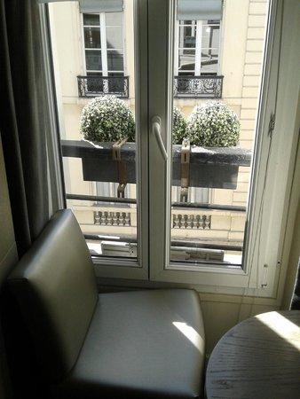 Villa des Princes: room