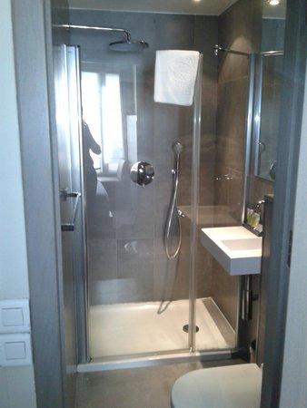 Villa des Princes: bathroom