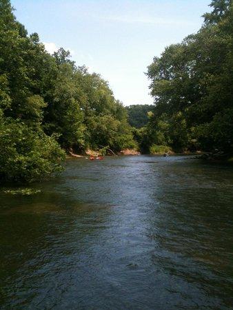 Cave Run Lake: Licking River