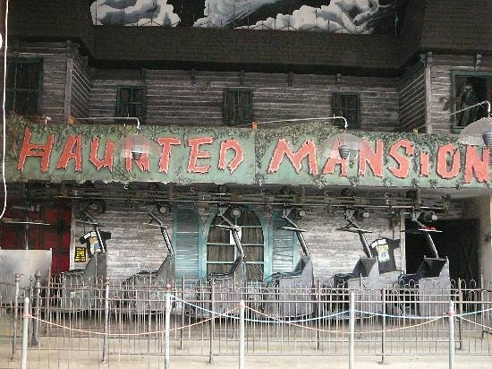 Funland Haunted Mansion