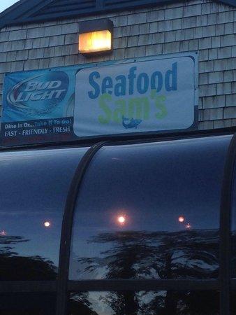 Seafood Sam's Falmouth