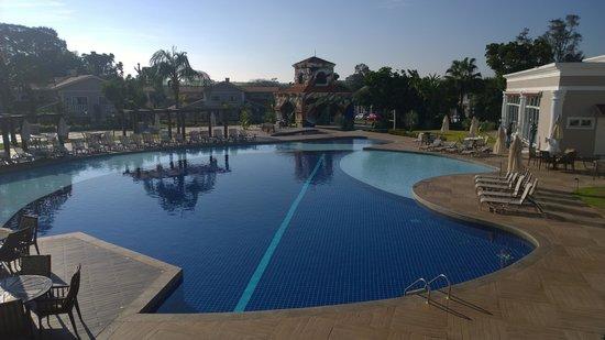 Wish Resort Foz do Iguacu: visao da piscina