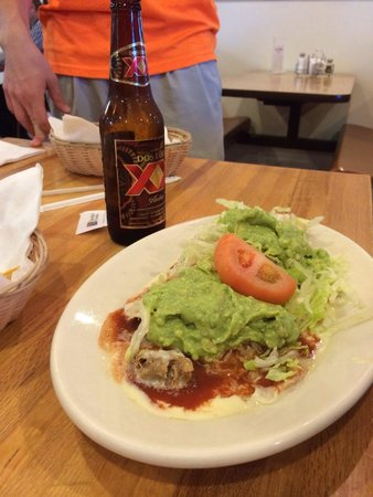 Los Amigos: Burrito Mexicano