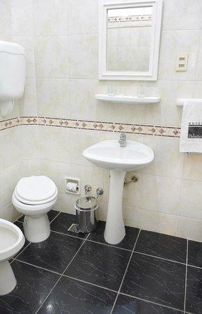 Hotel Palacio: Baño habitación Standard