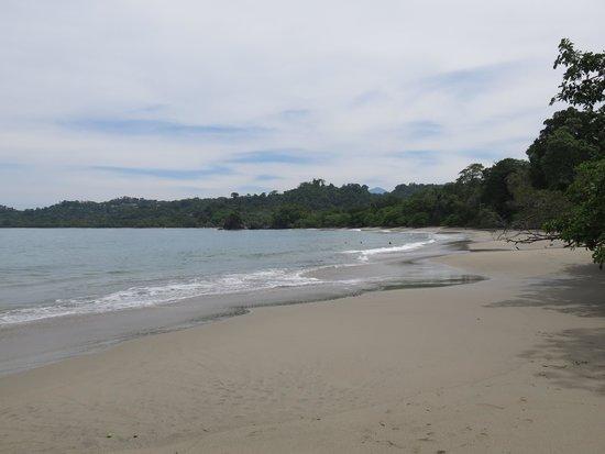 Manuel Antonio: Playa Espadilla Sur - very nice