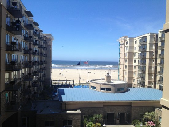 WorldMark by Wyndham Seaside : 5th floor, nice view!
