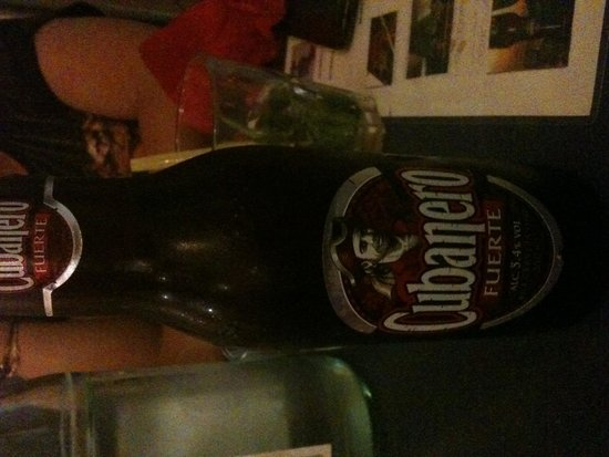 La Negra Tomasa: Ottima birra