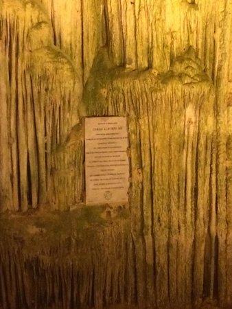 Grotte de Neptune (Grotta di Nettuno) : Interno