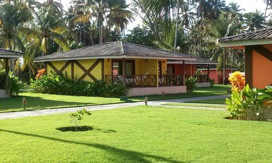 Patachocas Beach Resort: quarto em que ficamos