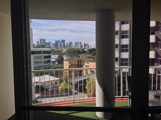 Founda Gardens Apartments : View from apartment 14
