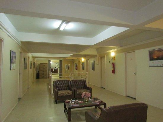 Bittar Inn: Saguão