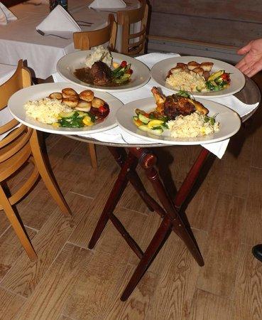 Walkers Mediterranean Restaurant: Walker's