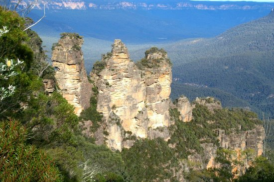 Boutique Tours Australia : The 3 Sisters at the Blue Mountains
