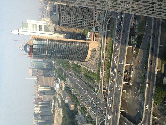 Park Hyatt Beijing: View from the 37th floor