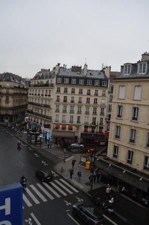 Best Western Aramis Saint-Germain: View from our room