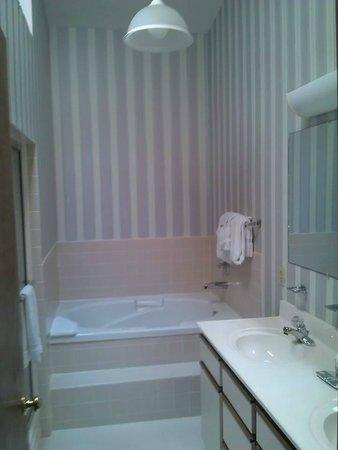Chalet High Resort: Bathroom