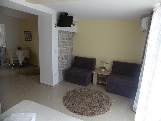 Rooms Valentino: Studio with balcony