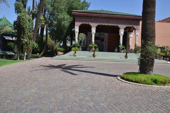 La Mamounia Marrakech : Hotel La Mamounia -Marrakech