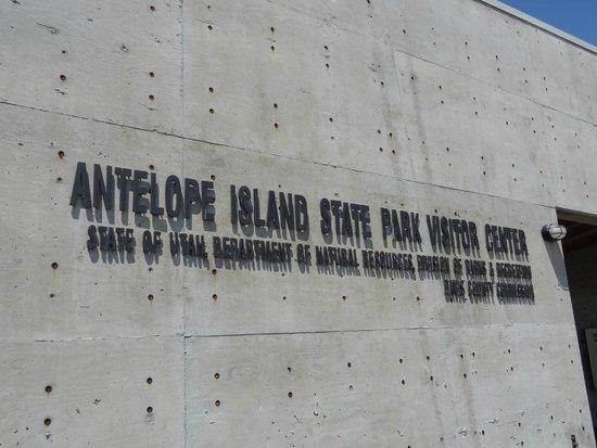 Antelope Island State Park : Antelope Island