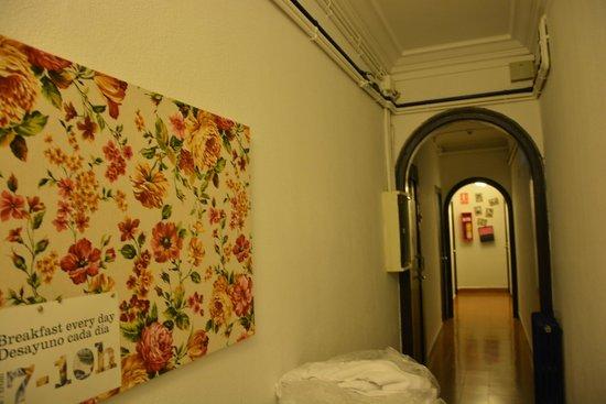 Residencia Universitaria Nikbor: Nikbor Barcelona