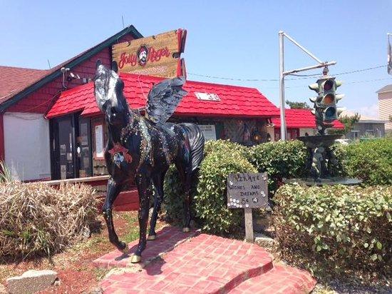 Jolly Roger Restaurant & Pirate Bar: Jolly Roger Restaurant