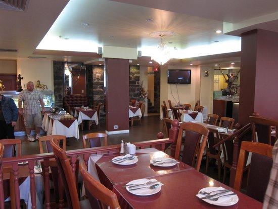 Hotel A2K: Restaurant fuer alles