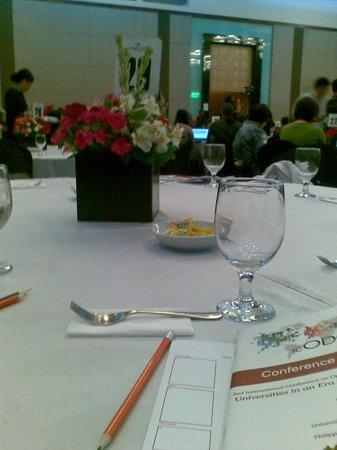 Crowne Plaza Manila Galleria : Grand Ballroom (Day)
