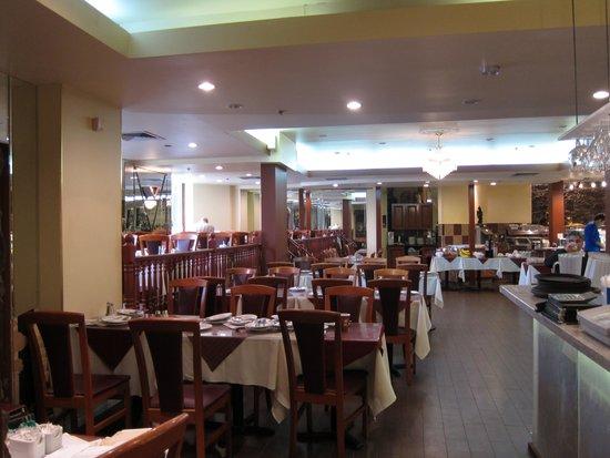 Hotel A2K : Fruehstueck/ Mittag & Abend