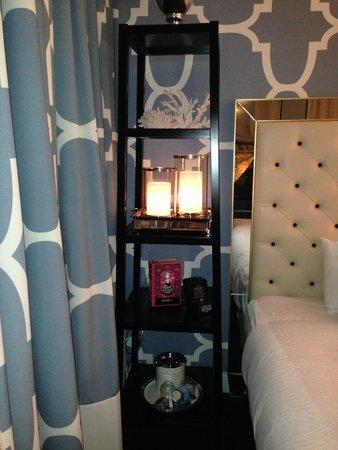 Kimpton Hotel Monaco Philadelphia: King Spa Room