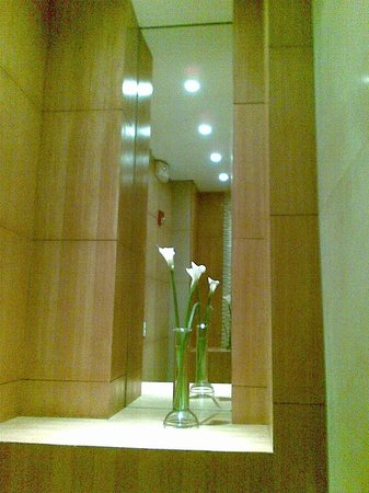 Crowne Plaza Manila Galleria : Rest Room