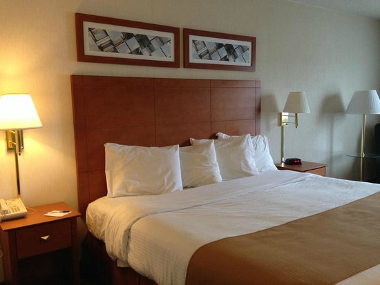 Baymont Inn & Suites Port Huron: I had a King size bed