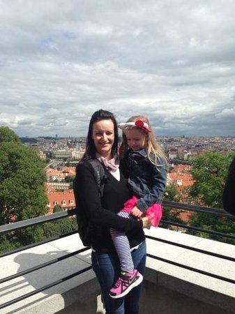 Hotel Residence Agnes: City sites from Prague Castle