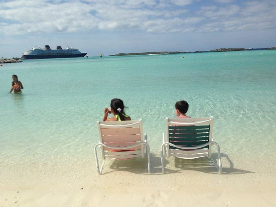 Castaway Cay : Amazing Water