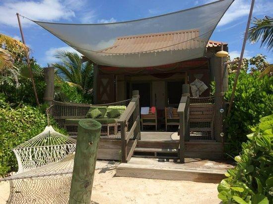 Castaway Cay : Cabana #7