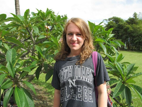 Maui Ocean Breezes: Happy young adult