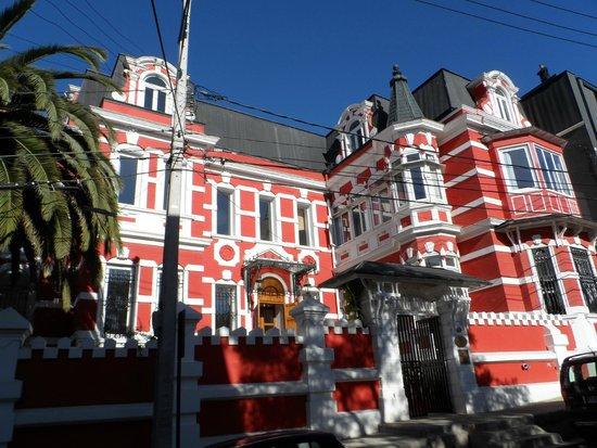 Valparaiso's Gate (La Puerta de Valparaiso): Vista 1