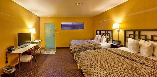 Motel Safari: Guestroom