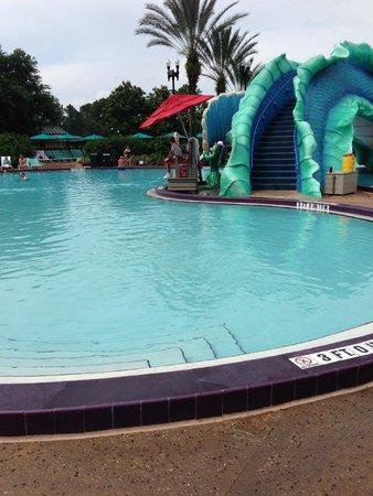 Disney's Port Orleans Resort - French Quarter : Pool