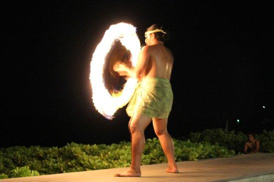 Feast At Lele: Fire Dancer