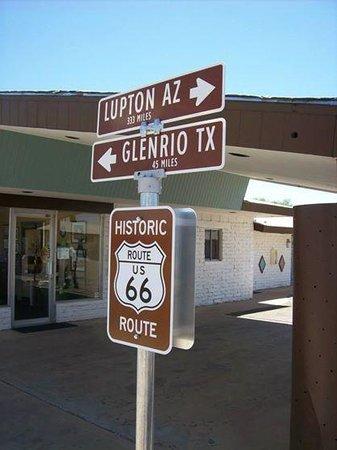 Motel Safari: Route 66