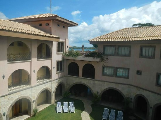 Corto del Mar Hotel : View from our balcony - daytime