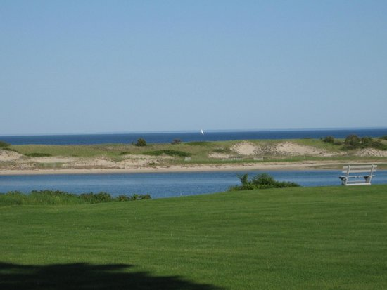 The Dunes on the Waterfront: View from the grounds
