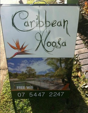 Caribbean Noosa: DO IT!