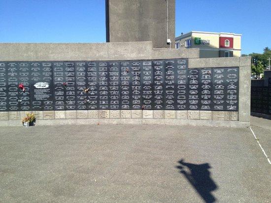 Maritime Memorial : Memorial