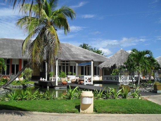 Paradisus Varadero Resort & Spa: Infraestructura bonita