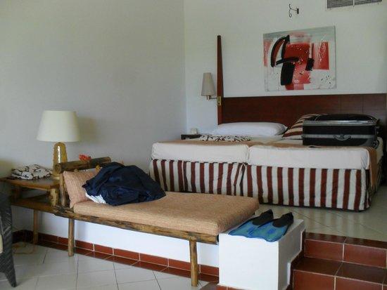 Paradisus Varadero Resort & Spa: Superior con vista al mar. No es del sector real