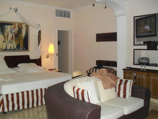 Paradisus Varadero Resort & Spa: Del servicio real, hermosa